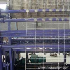 automatic grassland fence weaving machine