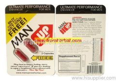 Man Up (Sex Products) Male Enhancement