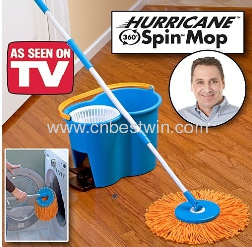 360 degree spin mop as seen on tv