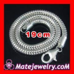 sterling silver lobster clasp bracelets