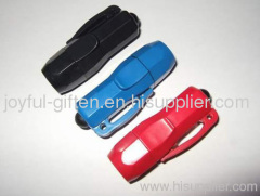Mini LED keychain flashlight