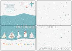 2011 christmas greeting cards