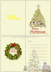 greeting paper cards