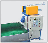 PET granulate production