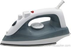 Burst self-clean iron