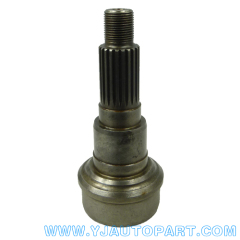 Drive shaft parts Involute Spline Intermediate shaft