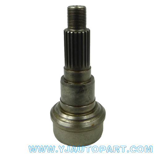 China OEM manufacturer Splined Intermediate shaft