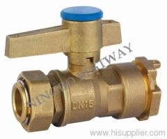 lockable valve