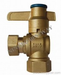 ball valve lockable