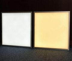 pub led RGB dim light hot color panel