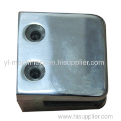 Nonstandard Stainless Steel Glass Clamp