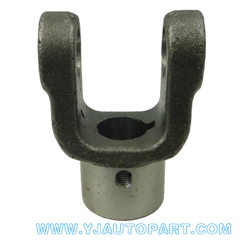 Drive shaft parts Connection yoke with Keyway