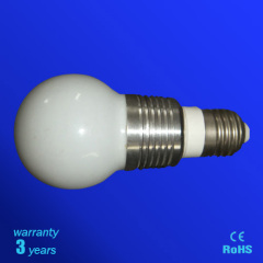 LED globe lighting bulb