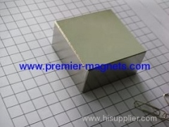 Block Magnet 50.8x50.8x25.4mm