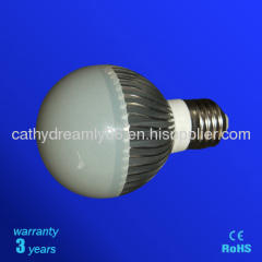 High power globe bulb