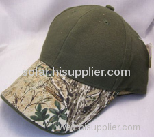 Camoflauge Cap/ Sports Cap/ Hat/ Promotional Cap/ Golf Cap