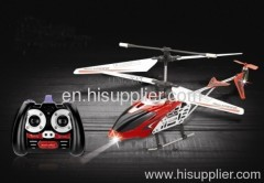 wholesale promotion 3 CH mini metal rc helicopter rc toy toy children toys