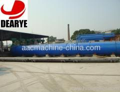 Autoclave equipment of aac brick machine