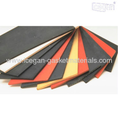 Oil-proof rubber gasket material sheet