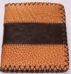 brand leather wallet