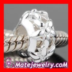 Sterling Silver biagi spacer beads