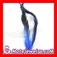 Striped rooster feathers Wholesale