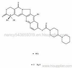 : Irinotecan Hydrochloride trihydrate