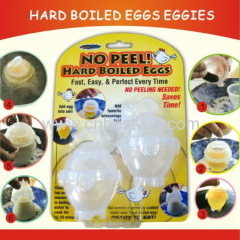 HARD BOILED EGGS EGGIES