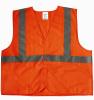 Construction Orange Safety Vest