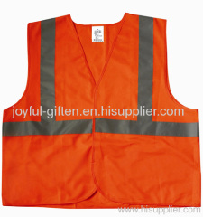 Construction Orange Safety Vest