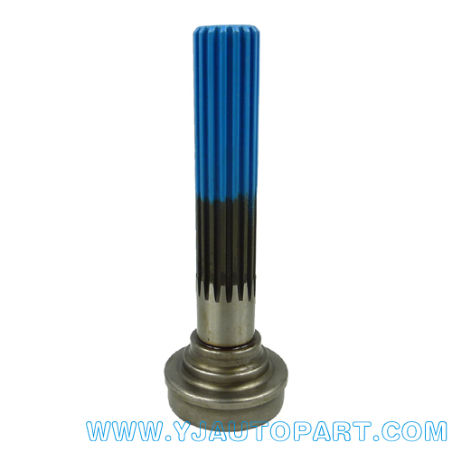 China OEM supplier spline midship shaft