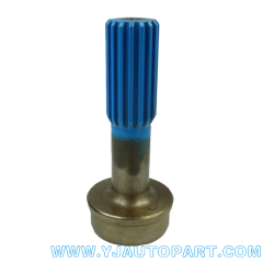 China OEM supplier involute Spline shaft AC92