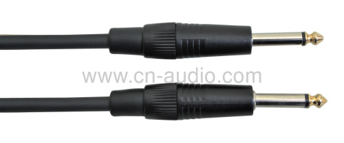 instrument cable specification