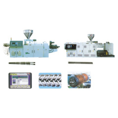 parallel double Screw Extruder