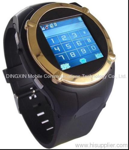 watch phone mq 988 manufacturer from china dingxin mobile