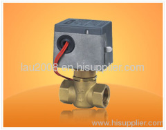 fan-coil electric valve