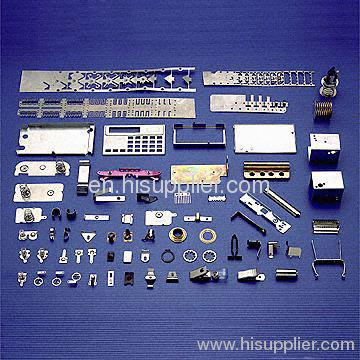 precision metal work parts