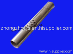 steel pipe;stainless steel pipe punched pipe