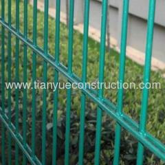 double wire fences