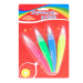 4 colors 18ml finger paint with brush