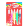 finger paint brush for children