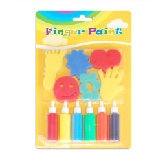Art essentials finger paint