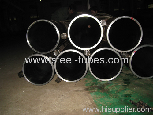 E235 E335 hydraulic steel tube for hydraulic and pneumatic power systems