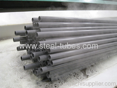 Structural steel pipes for manufacturing pipelines EN10216-1