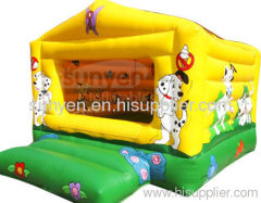 Inflatable Dog Bouncer