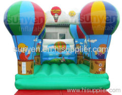 Happy balloon Bouncer