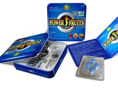 POWER FRUITS (Man's enhancement supplement)