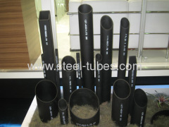 ASTM A106 Mechanical steep pipe