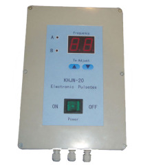 Pneumatic Pulsator control panel