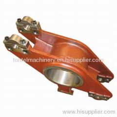 Auto parts-CNC machining-steel casting parts